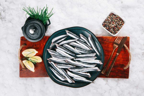 Super Fish Γαύρος Ελλάδος Ακέφαλος / engraulis encrasicolus