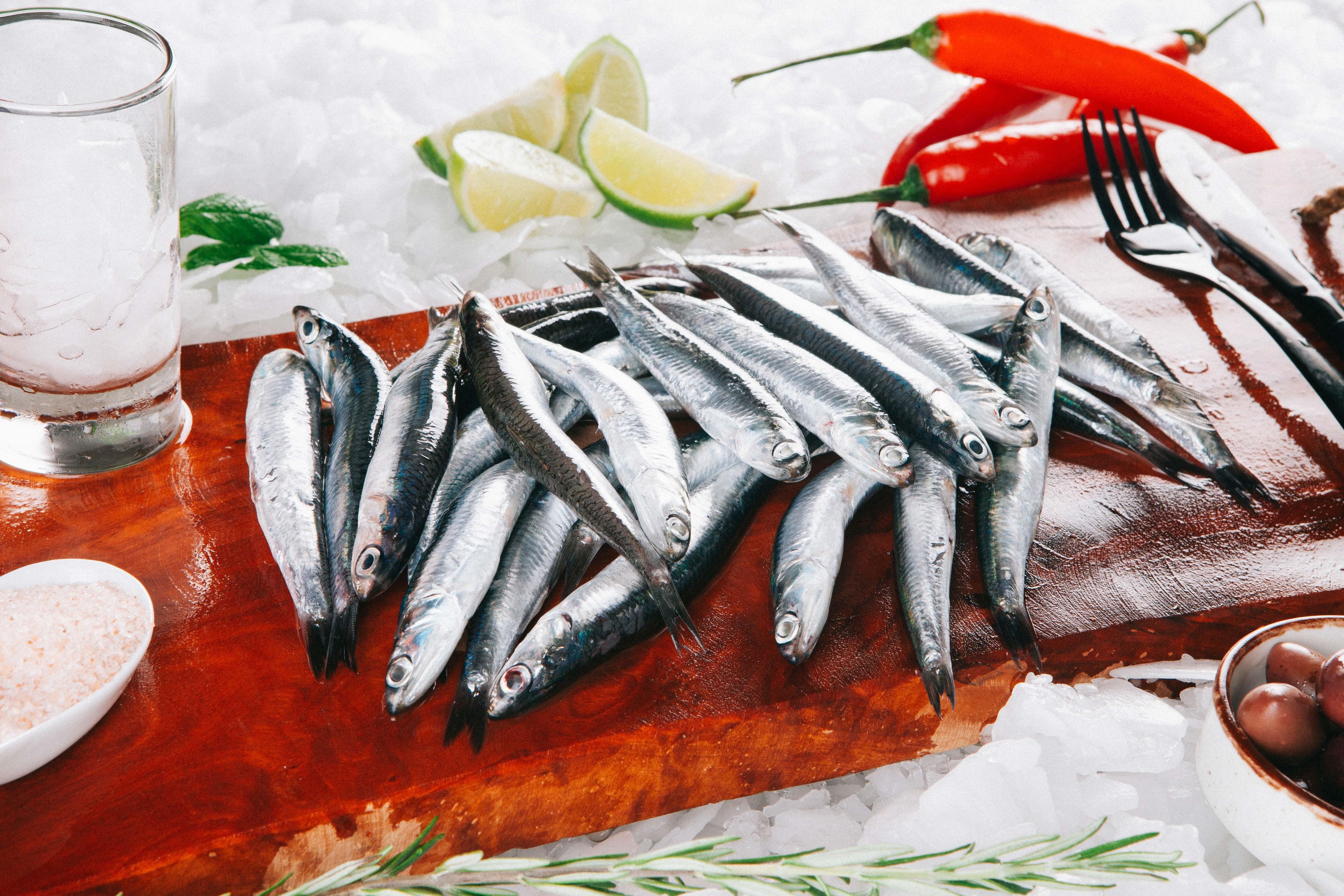 Super Fish Γαύρος Ελλάδος - engraulis encrasicolus