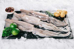 Super Fish Θράψαλο Arrow Απεντερωμένο / nototodarus sloanii