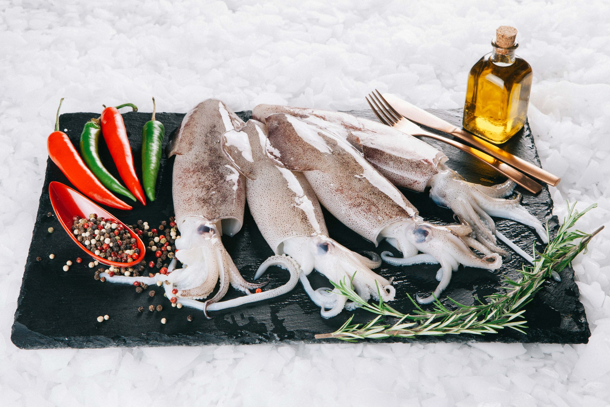 Super Fish Καλαμαρι Γνησιο Ινδιας