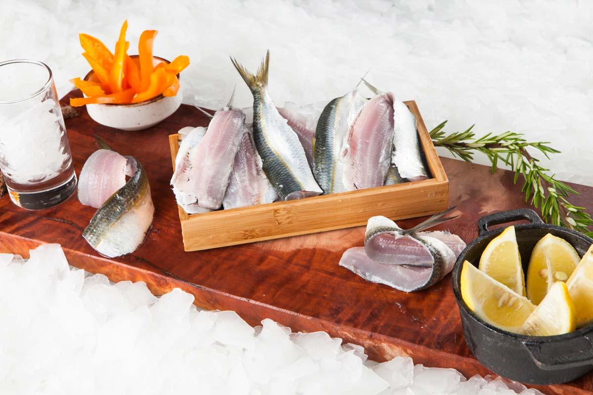 Super Fish Σαρδελομάνα Φιλέτο Ελλάδος - sardina pilchardus