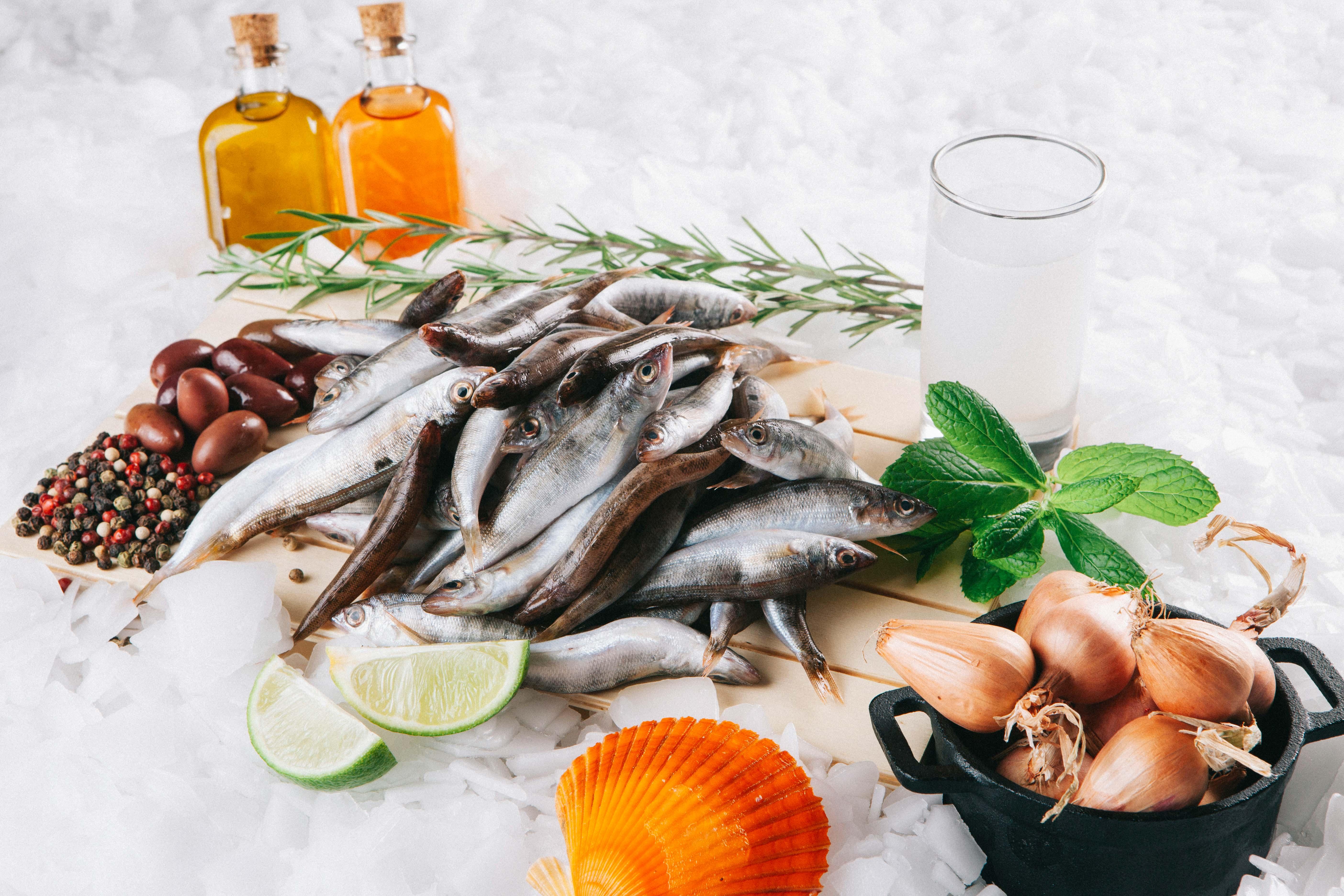 Supper Fish Μαρίδα Ελλάδος