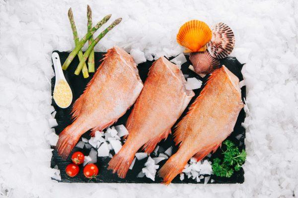 Super Fish Ψάρια Κοκκινόψαρο Ακέφαλο _-2