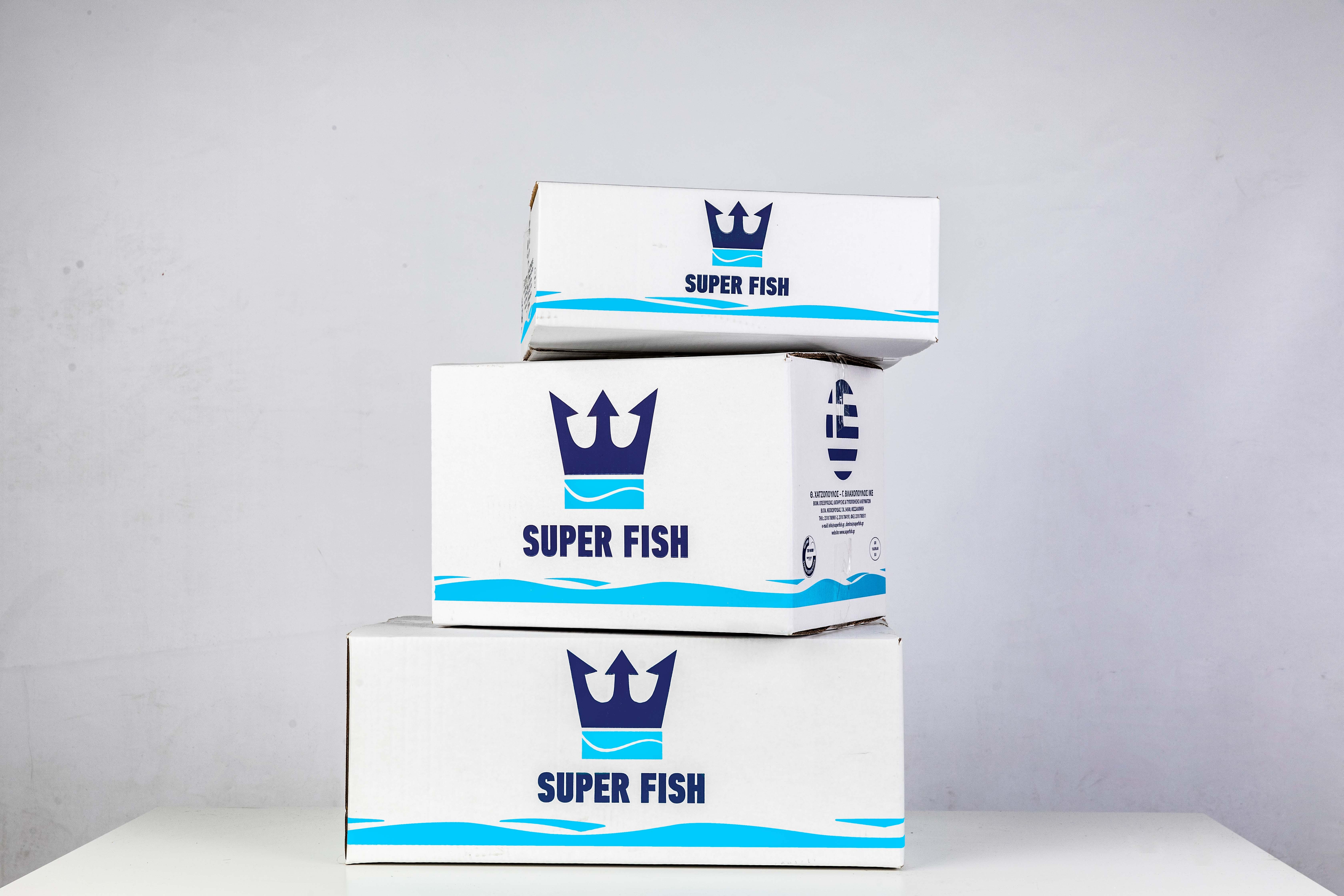 Supper Fish Ψάρια_